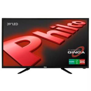 SMART TV LED 39 POLEGADAS PHILCO PH39E60DSGWA HD COM WI-FI H
