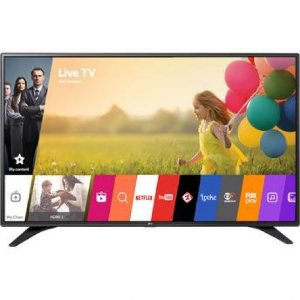 "SMART TV LED 43"" LG 43LH6000 FULL HD CONVERSOR DIGITAL 3 HDMI 2 USB PAINEL IPS WI-FI INTEGRADO WEBOS 3.0"