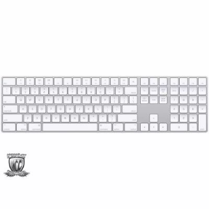 TECLADO APPLE MAGIC KEYBOARD ALFA NUMÉRICO SEM FIO ORIGINAL