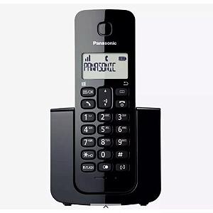 TELEFONE SEM FIO PANASONIC TGB110 COM IDENTIFICADOR