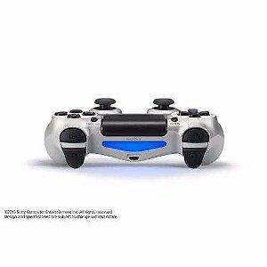 CONTROLE DUALSHOCK 4 PS4 DOURADO OU PRATA PLAYSTATION 4