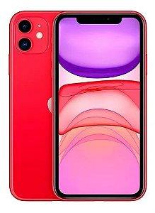 """iPhone 11 Apple com 128GB, Tela Retina HD de 6,1"""", iOS 13, Dupla Câmera Traseira de 12 MP, Resistente à Água e Bateria de Longa Duração"""