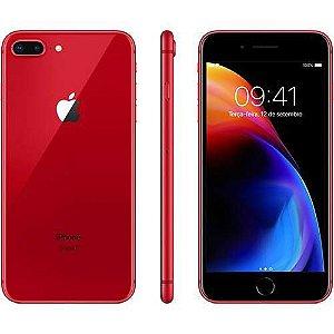 """iPhone 8 Apple Plus com 64GB, Tela Retina HD de 5,5"""", iOS 11, Dupla Câmera Traseira, Resistente à Água, Wi-Fi, 4G LTE e NFC"""