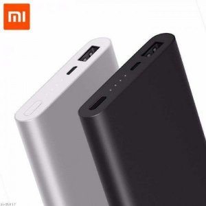 POWER BANK XIAOMI 2 SLIM 10000MAH ORIGINAL TURBO CHARGE 2.4