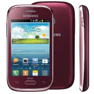 Samsung Galaxy Y Plus S6293 4gb Dual 3g 3.5