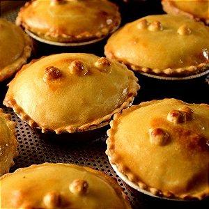 Presunto e queijo - Torta Paralela - Individual - (200g)