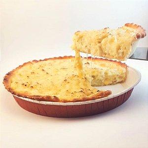 Quatro queijos - Torta do Quarteto - Individual - (200g)
