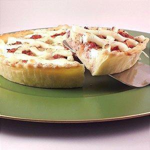 Linguiça com queijo minas padrão - Torta Mineirinha - Média - (500g)