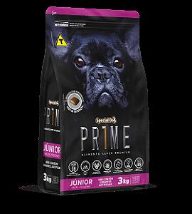 Prime Raças Peq. JR 3KG