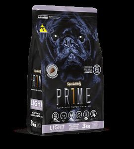 Prime Raças Peq. Light 3Kg