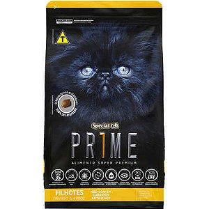 Prime Cat Filhotes Frango/Arroz 1Kg