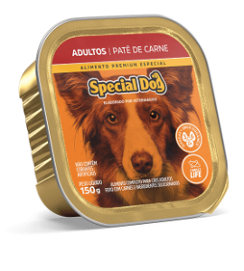 Special dog pate adulto 150g