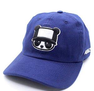 Boné Abaz Dad Hat - Panda - Azul Marinho