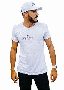 Camiseta Abaz - Signature Branca