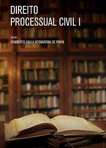 Apostila Estácio - Processo Civil 1