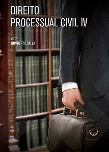 Apostila Estácio - Processo Civil 4