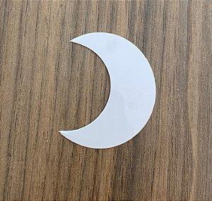Molde para depilação dos pelos - 10 und (meia lua)