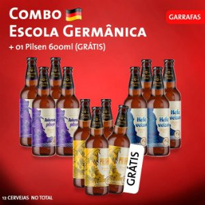 Escola Germânica Garrafas 500ml