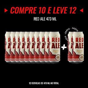 Semana Insana: Compre 10, Leve 12! Red Ale Lata 473ml