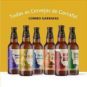 """Combo """"Todas as Cervejas de Garrafa"""""""