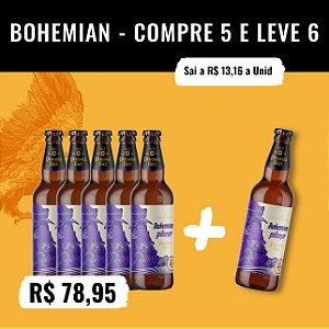 Bohemian Pilsner - Compre 5, Leve 6 (500ml)