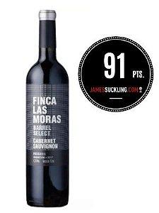 Finca Las Moras Barrel Select - Cabernet Sauvignon (Argentina) - 91pts James Suckling