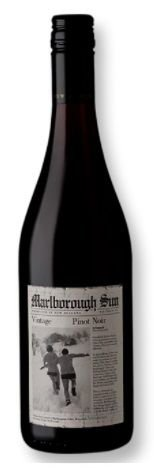 Saint Clair Marlborough Sun - Pinot Noir (Nova Zelândia)