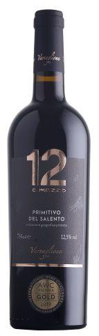 Primitivo del Salento - 12 e Mezzo IGP (Itália)