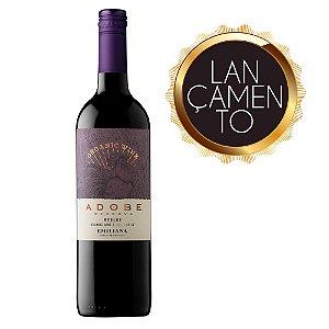 1 - Adobe Reserva (Vinho Orgânico) Emiliana - Merlot (Chile)