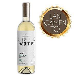 1- Arte - Chardonnay e Moscato (Brasil)