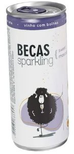 Becas Sparkling - Sweet Moscato (Brasil)