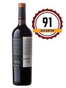 Renacer Punto Final Reserva Family Signature - Cabernet Sauvignon (Argentina) - 91pts Decanter