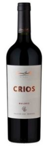 Susana Balbo Crios - Malbec (Argentina) - 375ml - 92pts James Suckling