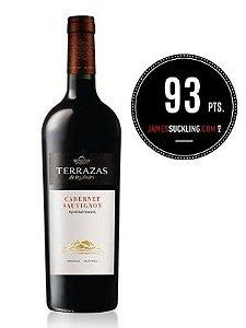 Terrazas Reserva - Cabernet Sauvignon (Argentina) - 93pts James Suckling