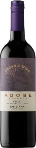 Adobe Reserva (Vinho Orgânico) Emiliana - Merlot (Chile)