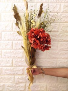 Buquê Mix de Flores Secas (PEÇA ÚNICA) - cod B002