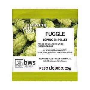 Lúpulo Fuggle 25 gr