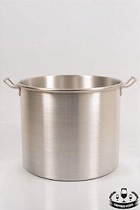 Panela de alumínio 61l  sem registro
