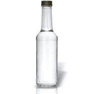 Garrafa de vidro (275 ml)