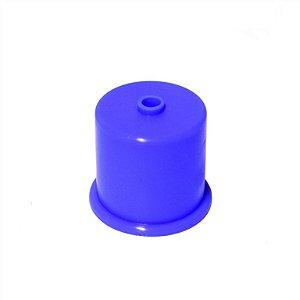 Tampa de silicone para garrafão de água
