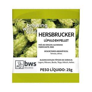 Lúpulo Hersbrucker 25 gr