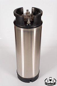 Post mix 19 litros emborrachado  - inox
