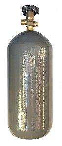 Cilindro CO2 Aço carbono 2,5 kg
