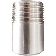 Ponta roscada inox 1/2 BSP