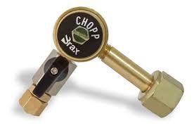 Regulador de CO2 pré-regulado 1 saída (RC-128)