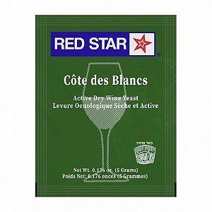 Fermento Red Star Cotê des Blancs (5g)