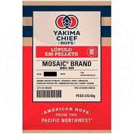 Lúpulo Mosaic Yakima