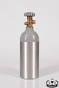 Cilindro Alumínio 2,3 kg sem alça