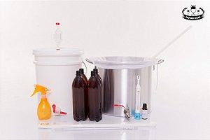 Kit Cervejeiro Biab 12 e 20 litros - Ideal