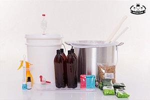 Kit Cervejeiro Biab 12 e 20 litros - Econômico